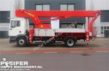 zwyżka Bison palfinger TKA43KS MAN TGM18.280 Chassis, 43m Wor