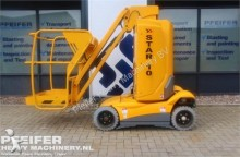 Haulotte Star 10 Electric, 10m Working Height, Only 200 H