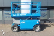 Genie GS3268RT Diesel, 4x4 Drive, 11.75m Working Heigh