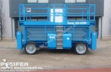 Genie GS4390RT Diesel, 4x4 Drive,15.1m Working Height.