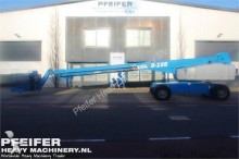 Genie S105 Diesel, 4x4x4 Drive, Jib, 34m Working Heigh