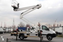 Iveco AERIAL PLATFORM TRUCK SKYLIFT IVECO DAILY 60C15 4×2 25 M 225 KG SNAKE 2512 COMPACT