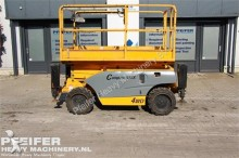 Haulotte COMPACT 10DX Diesel, 4x4 Drive, 10.2m Working He
