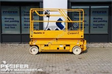 Haulotte Compact 8 Electric, 8.1 m Working Height.