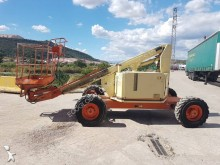JLG telescopic articulated self-propelled