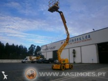 Airo telescopic articulated self-propelled aerial platform