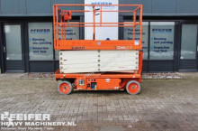 Snorkel S3246E Electric, 11.8m Working Height. aerial platform