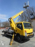 Multitel Nissan Cabstar m. Multitel MT 182AZ