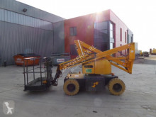 Airo telescopic self-propelled aerial platform