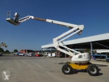 Manitou telescopic self-propelled aerial platform