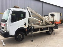 used telescopic articulated truck mounted