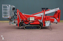 Multitel SMX250 25.2m Working height, Only 2.660kg, Non Mar