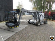 used telescopic articulated self-propelled aerial platform