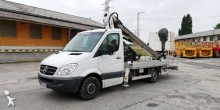 Mercedes Sprinter Oil&Steel Scorpion 18E - 18m