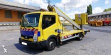 Nissan telescopic truck mounted