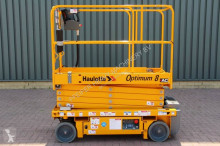 Haulotte OPTIMUM 8AC Electric, 7.80 m Working Height, Also aerial platform