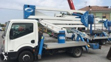 Socage telescopic articulated truck mounted