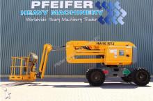 Haulotte HA16RTJ Diesel, drive, 16m Working Height, Jib