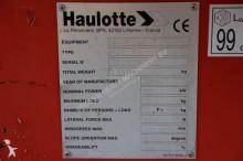 zelfaandrijvende hoogwerker Haulotte