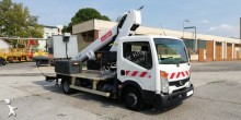 used telescopic truck mounted