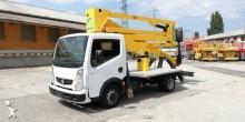 nacela montata pe camion cu brat articulat telescopic Renault