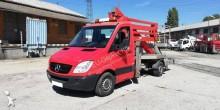 Mercedes telescopic articulated truck mounted