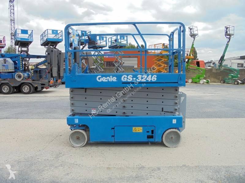 Voir les photos Nacelle Genie GS3246 elektro 11.75m