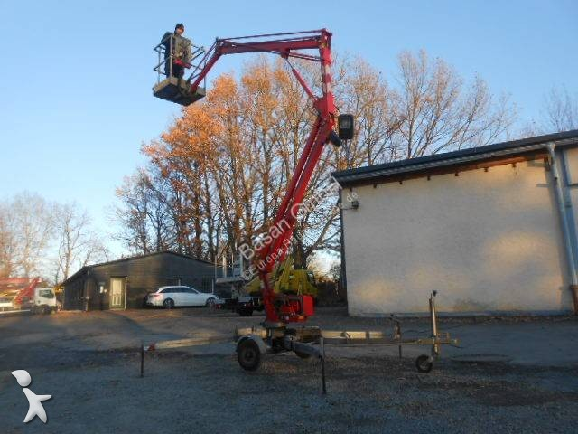 Bekijk foto's Hoogwerker Aerial Quicklift K10-1