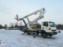 подъемник на базе грузовика Multitel