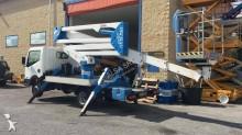 подъемник на базе грузовика коленчатый Socage