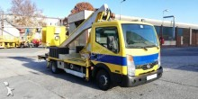 Nissan Cabstar Cabstar Multitel 160 ALU DS - 16m