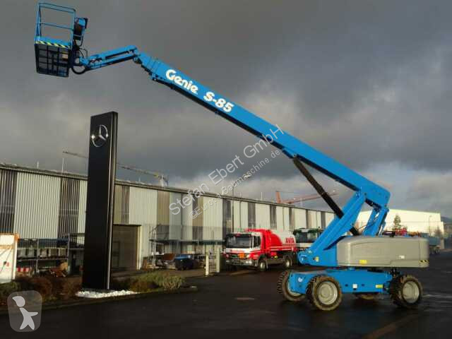 Genie S-85 Teleskopbühne / 28m! aerial platform