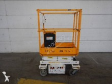 Hybrid Lift Scissor lift self-propelled