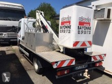 France Elevateur telescopic truck mounted