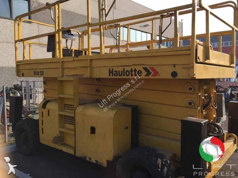 Piattaforma aerea Haulotte H18 SX