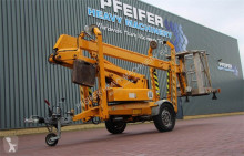 Denka Lift self-propelled aerial platform