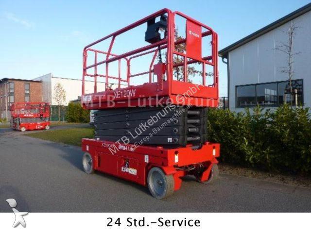 K.A. MTB - Mantall XE 120 W Arbeitsbühne