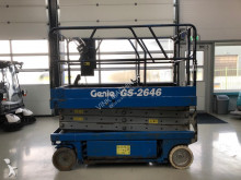 Genie self-propelled