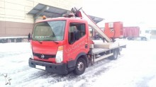 Nissan Cabstar Multitel 160 ALU DS
