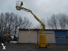 Genie telescopic articulated self-propelled aerial platform