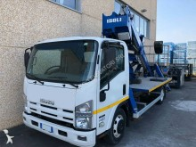 Isoli articulated truck mounted