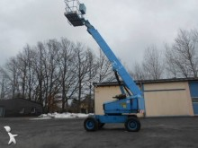 Liftlux telescopic self-propelled aerial platform