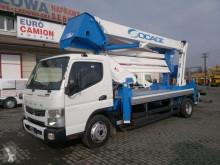Mitsubishi truck mounted