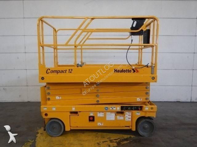 Nacelle Haulotte Compact 12