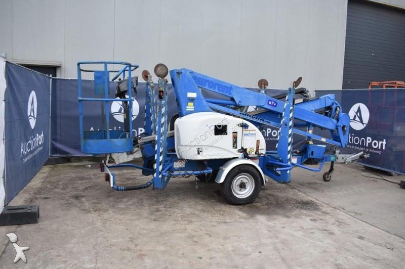 Nacelle Niftylift 150 TPAC Elektrisch + benzine 14.7 m