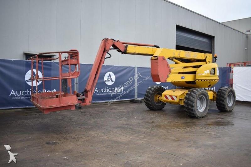 Nacelle Manitou 165 ATJ Diesel 16.5 m