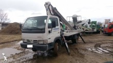 Nissan telescopic truck mounted