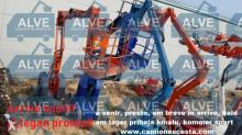 cu nacela JLG liftlux sl205-25 21,5 mts diesel scissor boom lift