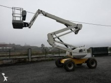 Manitou self-propelled aerial platform