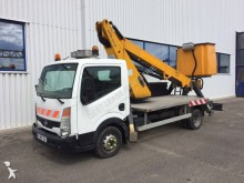 Bizzocchi telescopic truck mounted